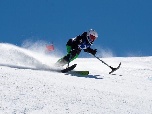 Selección de Esquí Adaptado