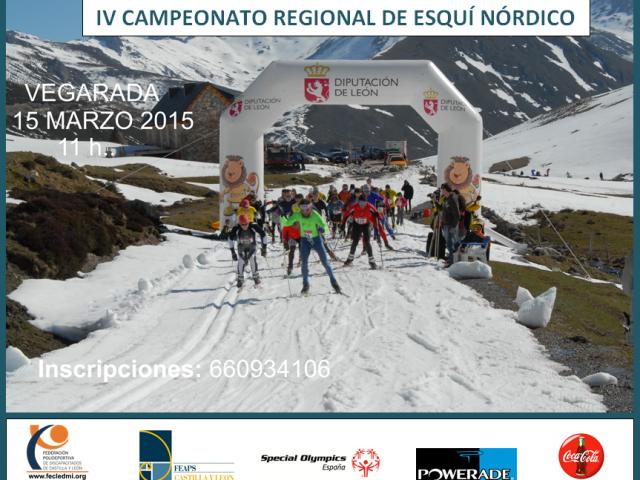 Regional Esqui Nordico: Convocatoria y Resultados