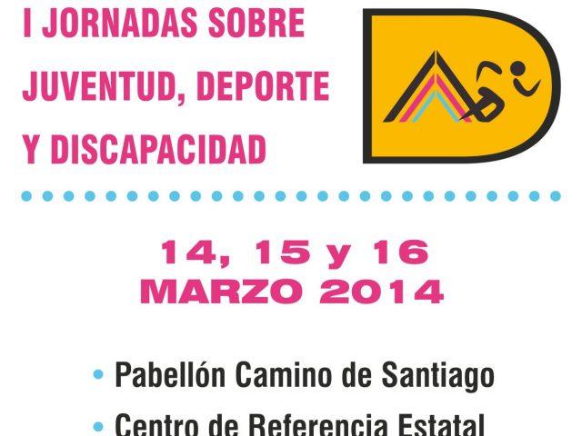 I Jornadas Sobre Juventud, Deporte y Discapacidad San Andrés de Rabanedo