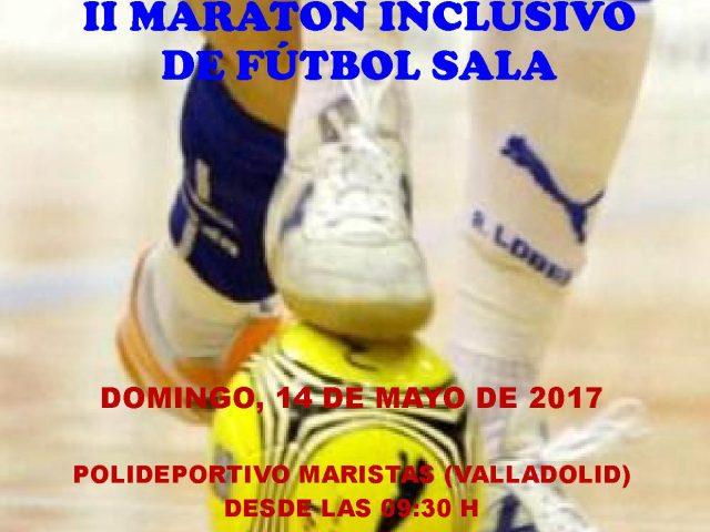 Maratón Inclusivo de Fútbol Sala