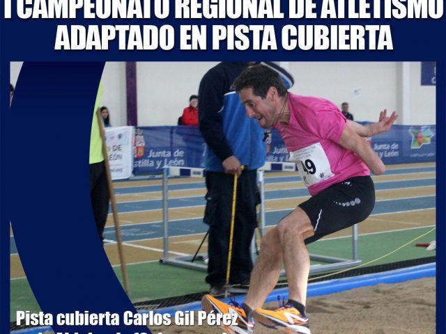 Campeonato Regional de Atletismo Pista Cubierta