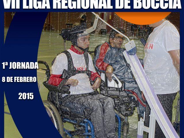 VIII Liga Regional Boccia