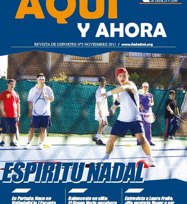 El nadador del CD Fusion Luis Huerta