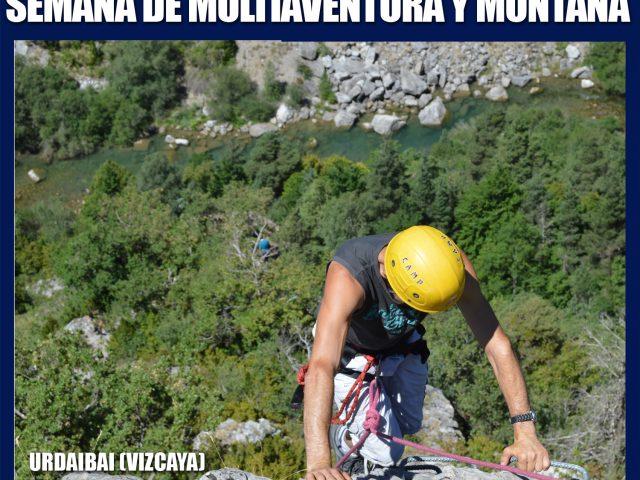 VIII Semana de Formación de Deportes Multiaventura y de Montaña