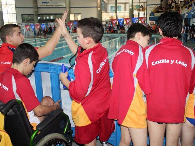 Selección Jóvenes Promesas Natación