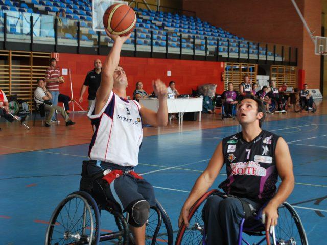 XV Copa Regional de Baloncesto en Silla de Ruedas