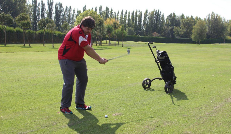 Campeonato de España de Golf. FEDEACYL