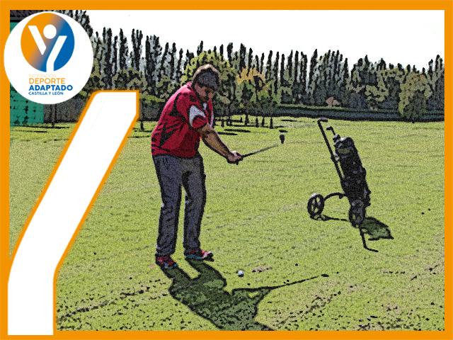 Escuela Municipal de Golf Adaptado de Valladolid y Palencia