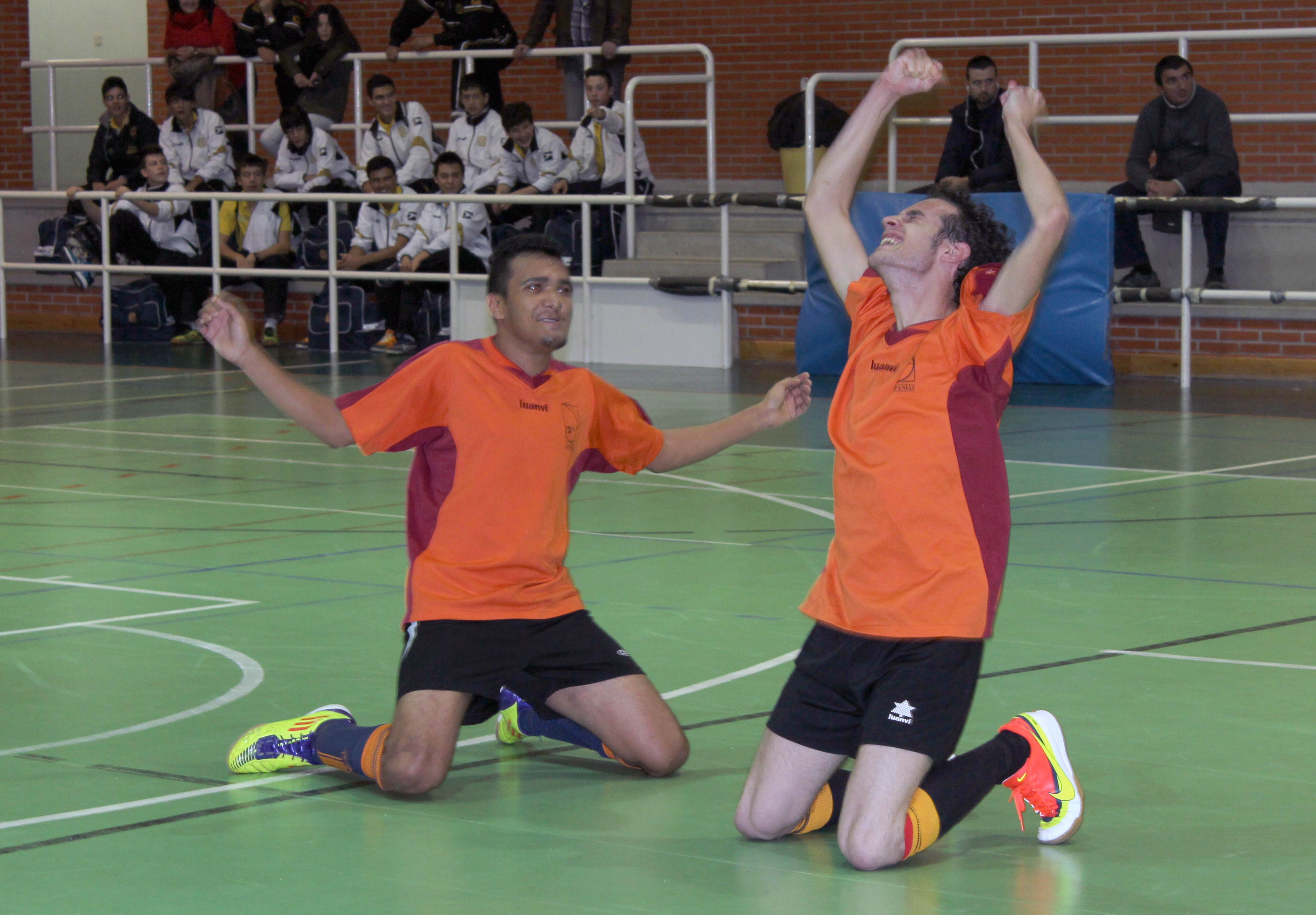 La Liga Special Olympics-Plena Inclusión es el mejor evento. / FEDEACYL