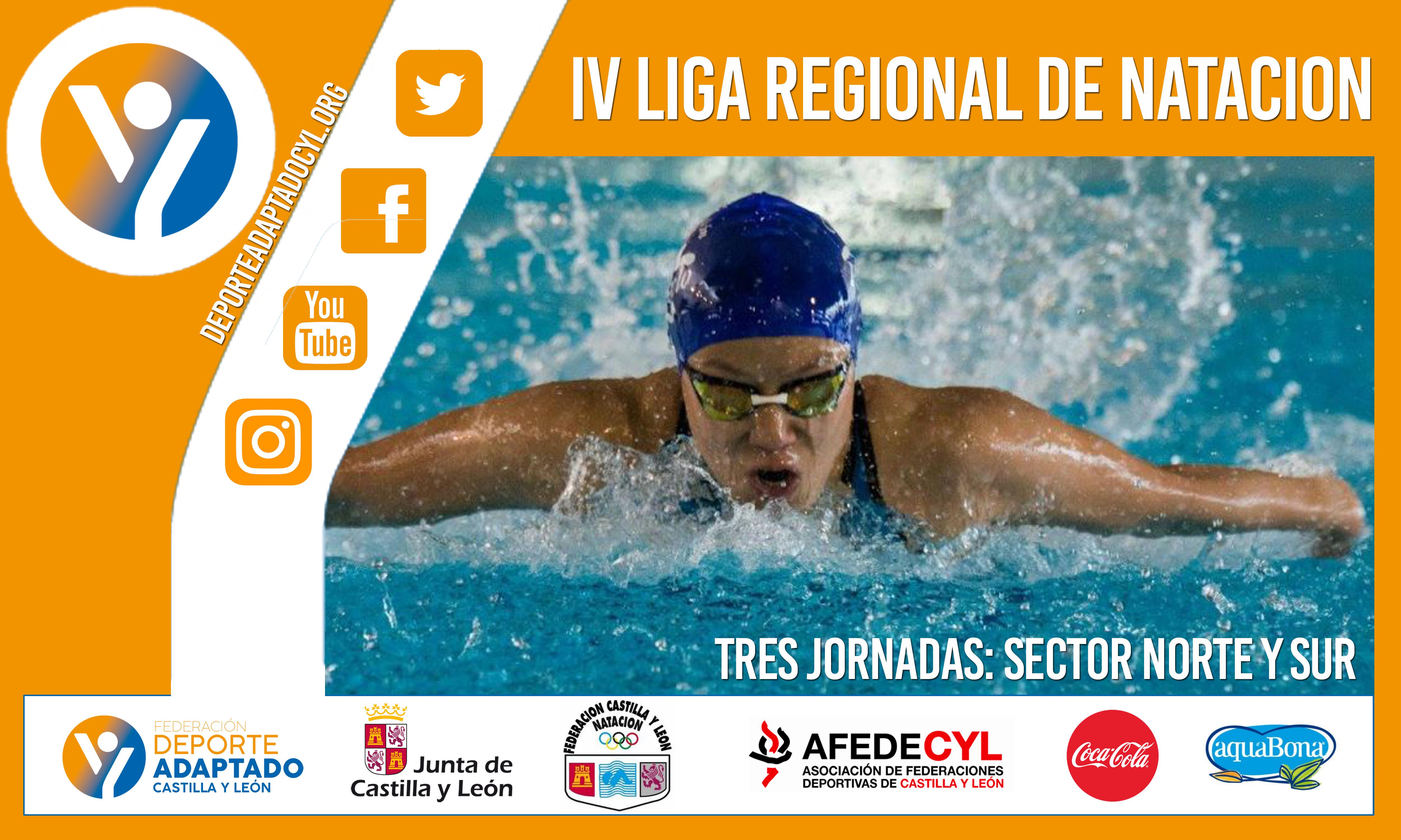 Finales IV Liga Regional de Natación