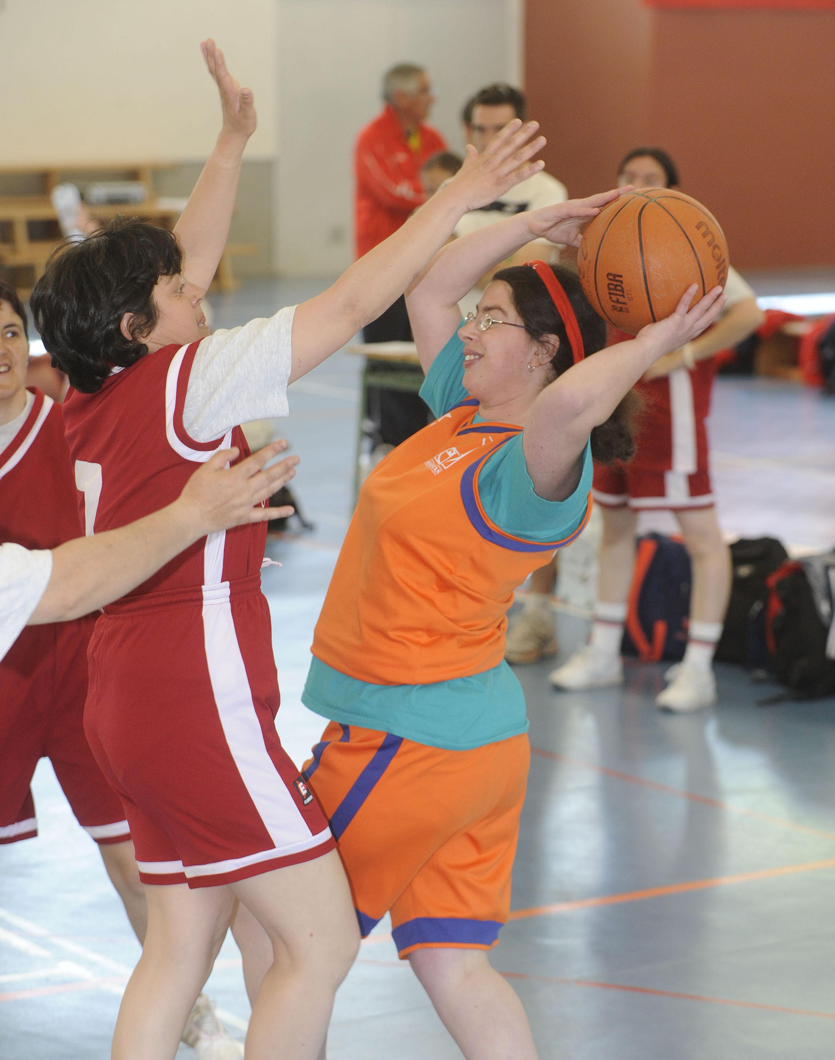 Liga Special Olympics-Plena Inclusión. / FEDEACYL