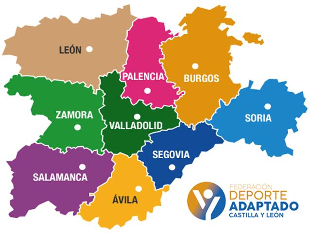 Delegaciones Provinciales