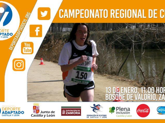 XXIV Campeonato Regional de Campo a Través