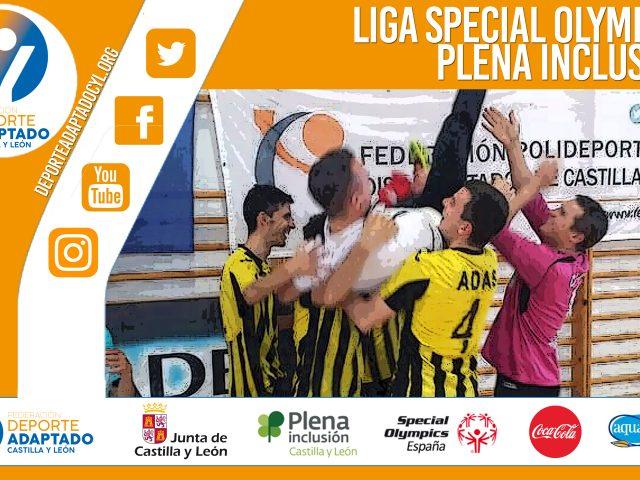 XXX Liga Special Olympics Plena Inclusión Castilla y León