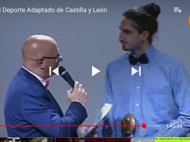 I Gala del Deporte Adaptado de Castilla y León
