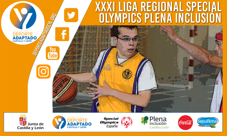 2ª jornada XXXI Liga Special Olympics – Plena Inclusión CyL