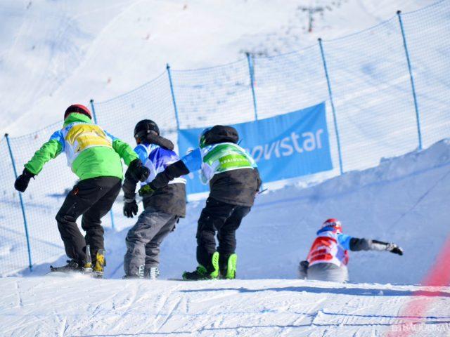 Copa España Esquí Alpino y Snowboard Adaptado