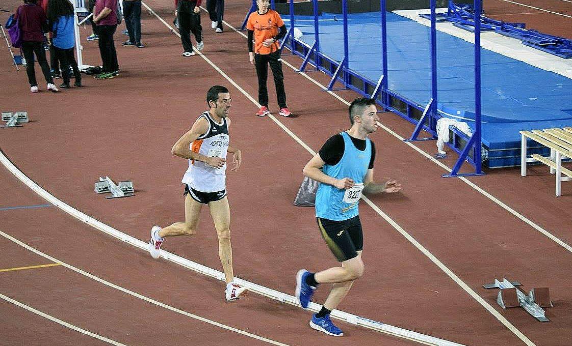 Control Regional de Atletismo Adaptado Pista Cubierta