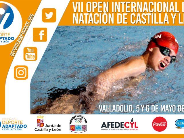 VII Open Internacional de Natación Adaptada de Castilla y León