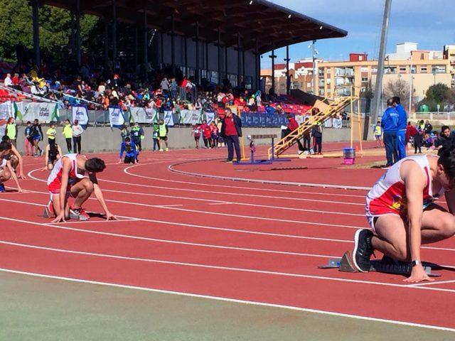 El atletismo paralímpico toma Valladolid