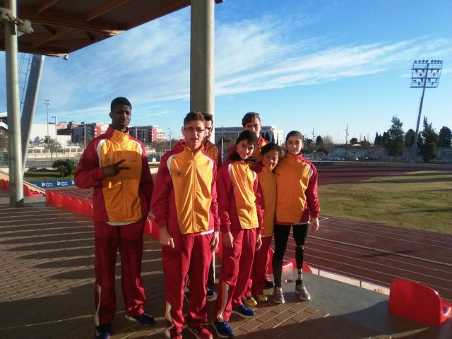I Campeonato de España de Promesas Paralímpicas Atletismo