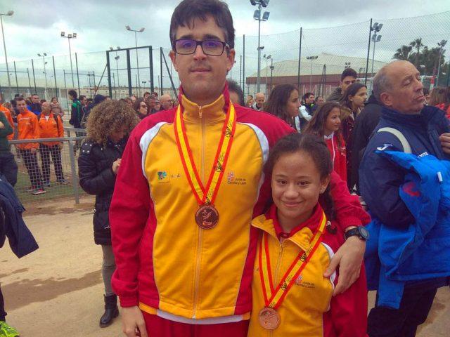 Diego Postigo y Alicia Valdivieso