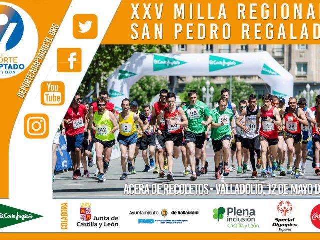 XXV Milla Inclusiva San Pedro Regalado
