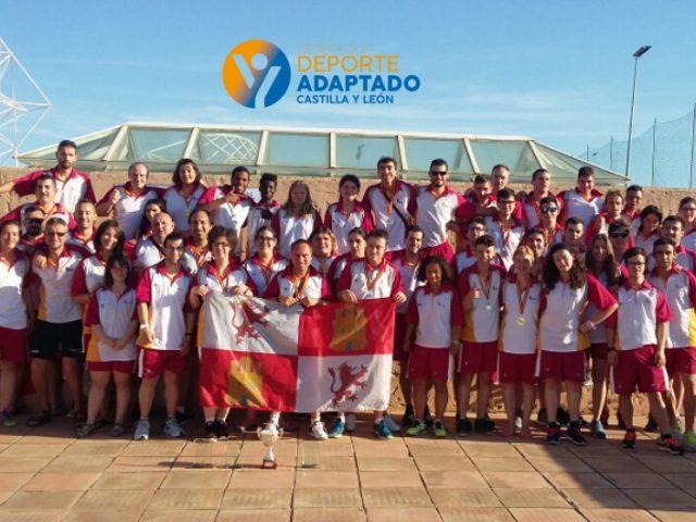 Selección Campeonato de España de SSAA FEDDI 2018