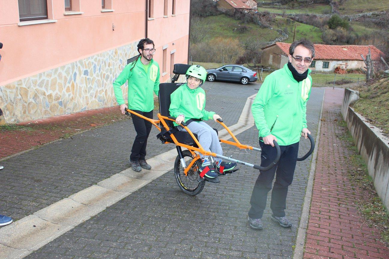 Presentación del proyecto 'Cumbres para Todos' en Burgos. FEDEACYL