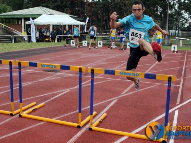 Campeonato de España de Atletismo Burgos 2018.