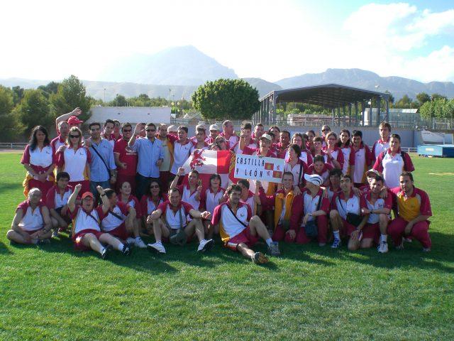 Selección de Castilla y León FEDDI
