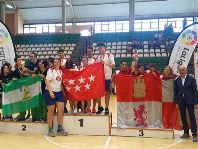Castilla y León se apropia del podio