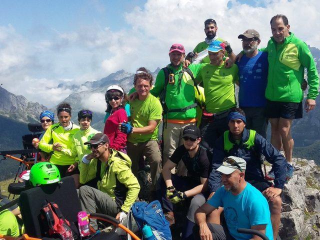 Las Lagunas de Neila clausuran el proyecto 'Cumbres para Todos'