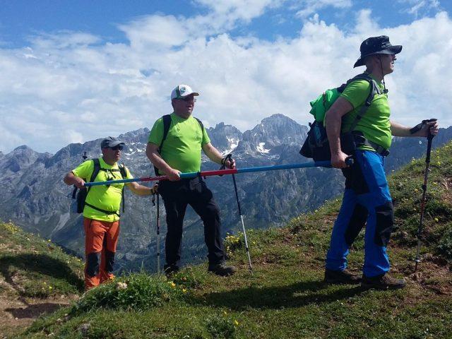 El Pico Jario, la grandeza de 'Cumbres para Todos'