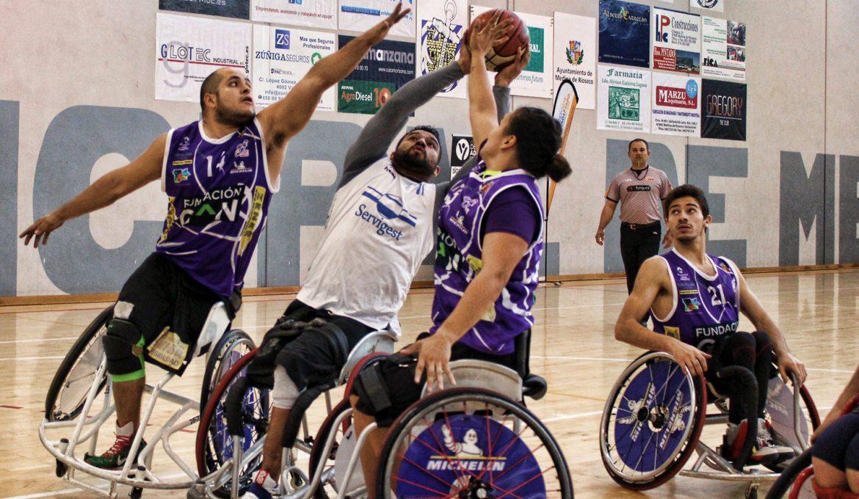 Copa Fedeacyl de Baloncesto en Silla de Ruedas