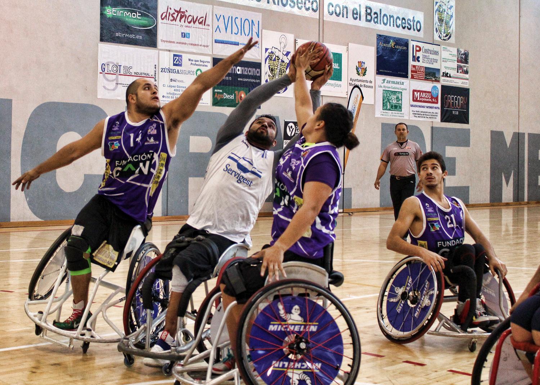 XVI Copa Regional de Baloncesto en Silla de Ruedas