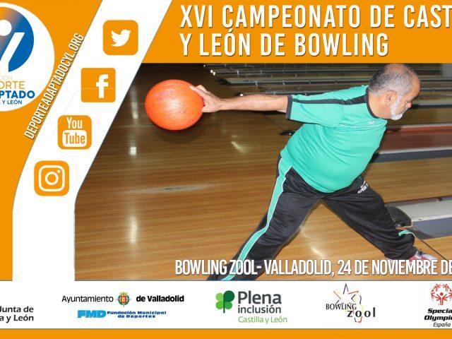 XVI Campeonato Regional de Bowling