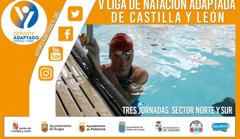 V Liga Regional Natación Adaptada Castilla y León – Deporte Adaptado CyL b5733aa68cdd7