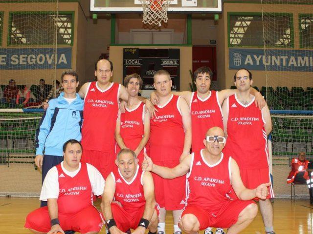 Segovia se sube a la Liga