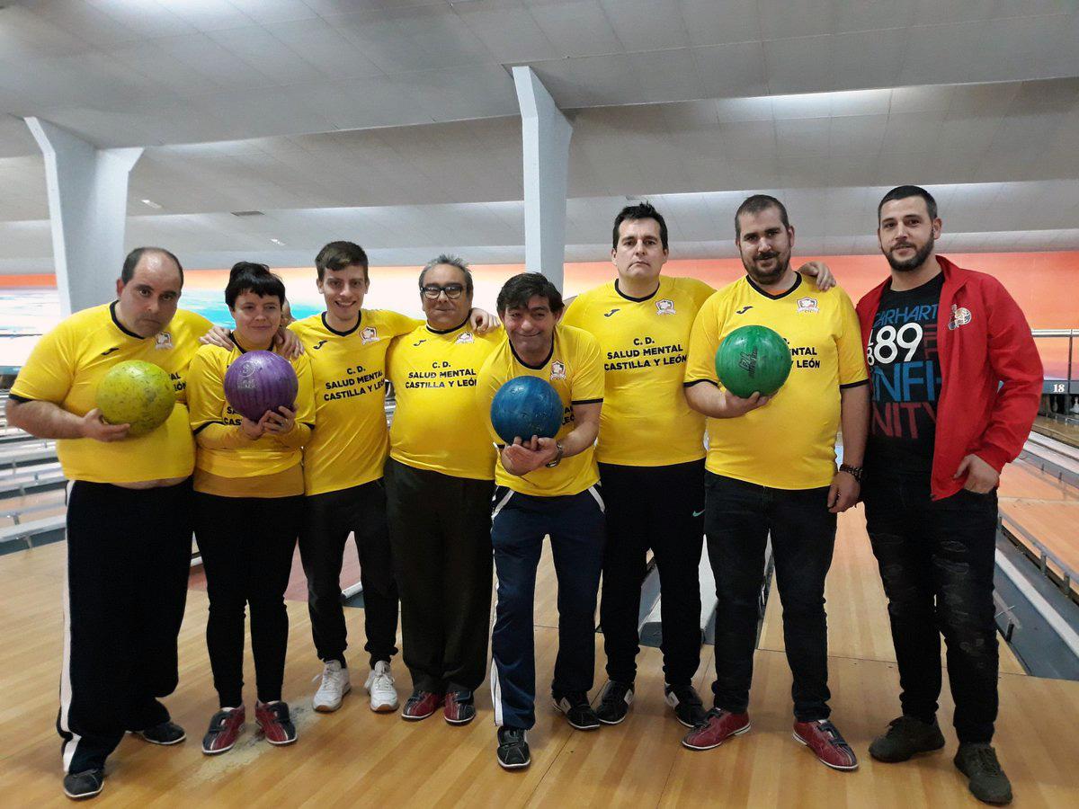 Equipo de Salud Mental Castilla y León. / FEDEACYL