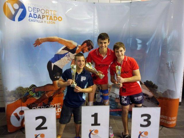 La natación adaptada, el fenómeno paralímpico, en Burgos y Zamora