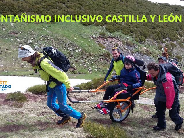 Montañismo Inclusivo