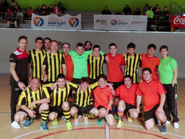 Liga Special Olympics-Plena Inclusión 2018/19