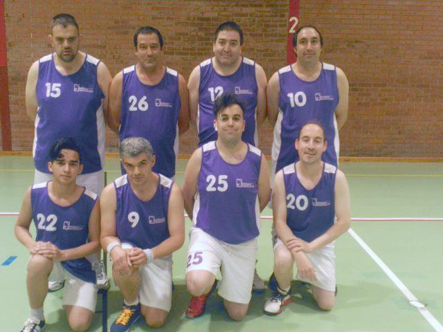 Palencia abre la ciudad a la Liga Special Olympics Plena Inclusión