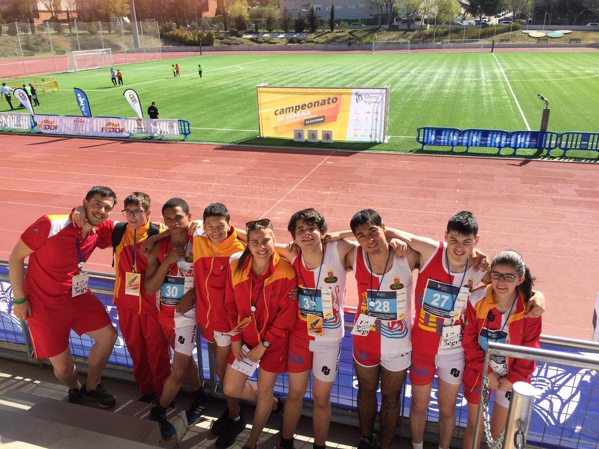 Cto España Atletismo Jóvenes Promesas