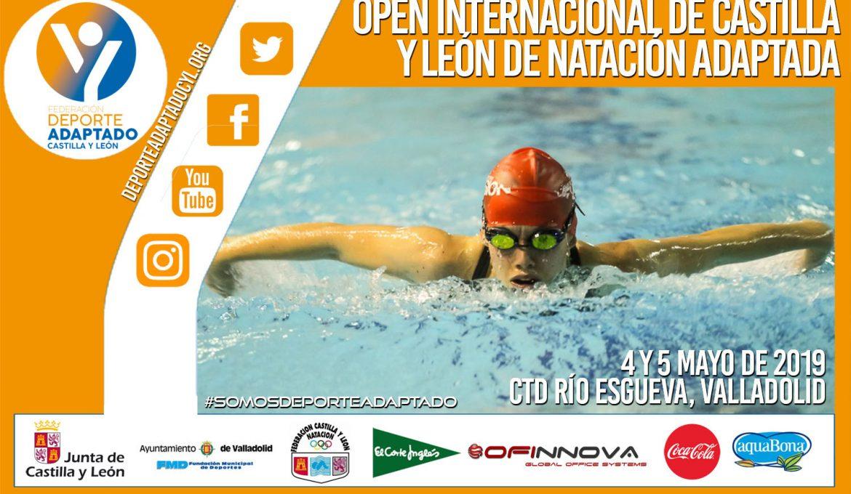 VIII Open Internacional de Natación Adaptada de Castilla y León ... 564dca85a0caf