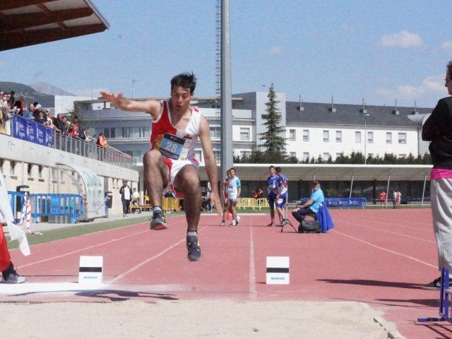 Castilla y León disfruta Campeonato de España Liberty de Atletismo de Promesas Paralímpicas
