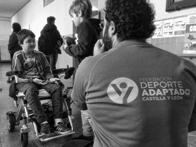 Tiempos Paralímpicos, un programa con más de 30.000 alumnos