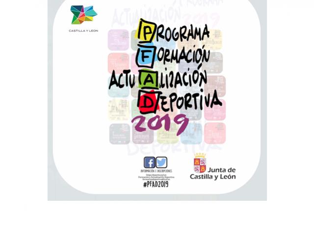 Programa de Formación y Actualización Técnico-Deportiva 2019
