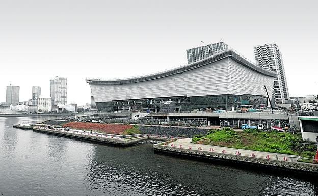 Vista de otra de las instalaciones japonesas. FEDEACYL